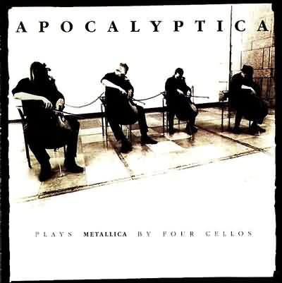 CD Apocalyptica, Plays Metallica by Four Cellos 1996